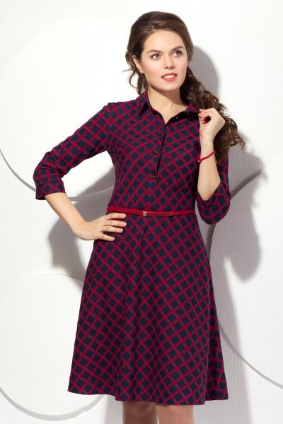 Платье П-457